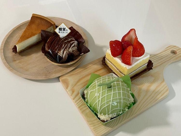シャトレーゼ 生ケーキ購入品2