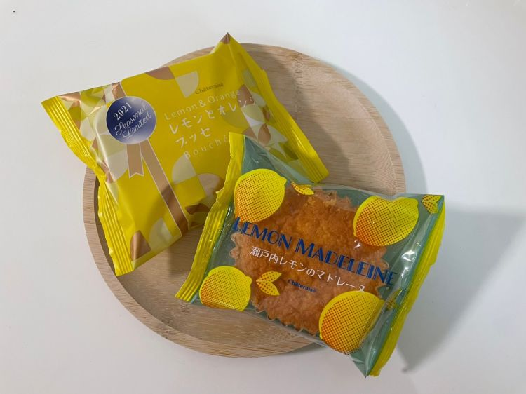 シャトレーゼ 購入品 レモンスイーツ