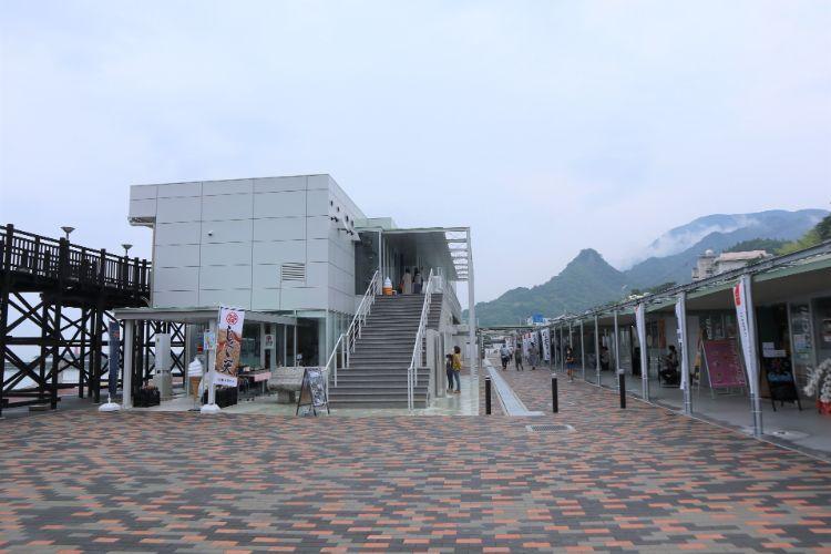 道の駅ふたみ 外観2