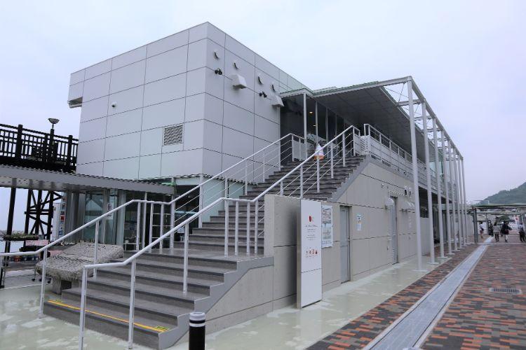 道の駅ふたみ 外観4