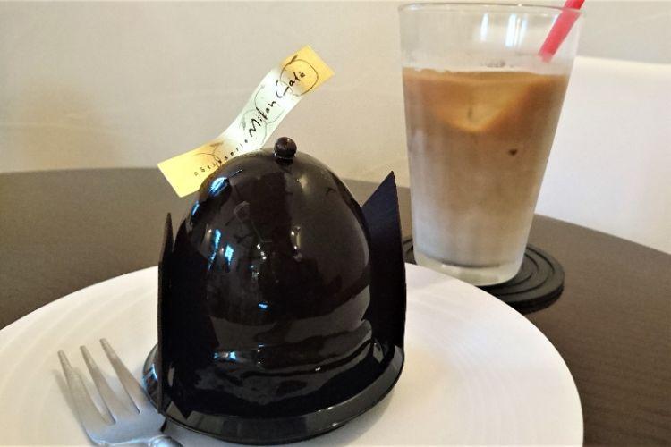 みかんカフェ ケーキセット1
