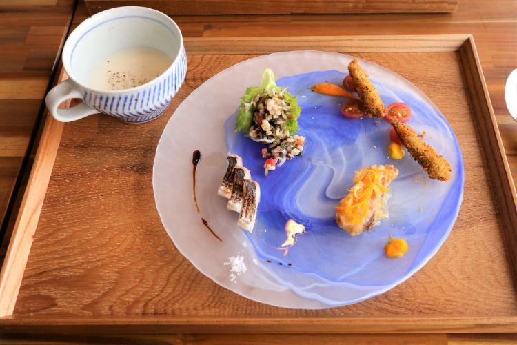 モンドブルー 前菜2