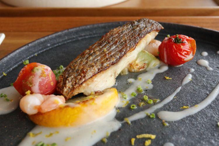 モンドブルー 魚料理4