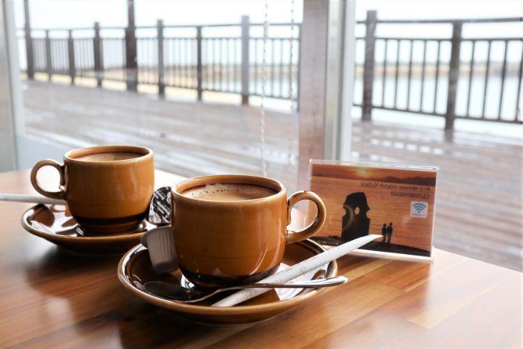 モンドブルー コーヒー2