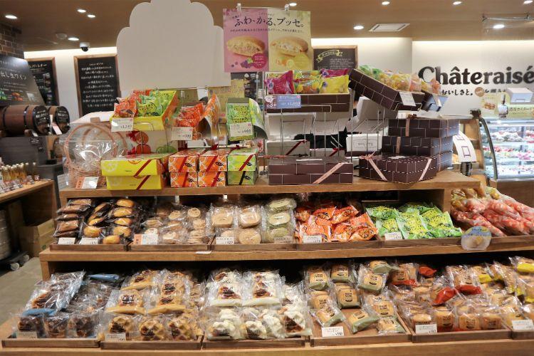 シャトレーゼ 焼き菓子コーナー7