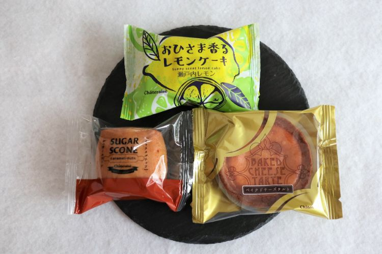 シャトレーゼ 焼き菓子購入品3