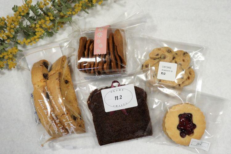n2 焼き菓子 購入品5