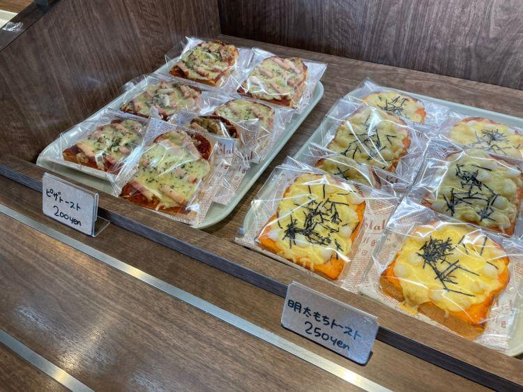 サイサイカフェ パン売り場5