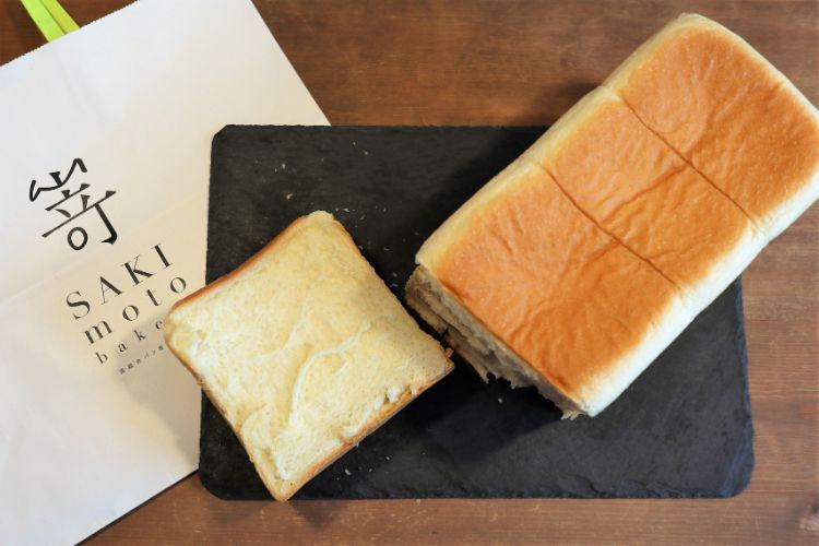 嵜本 ナチュラル食パン1