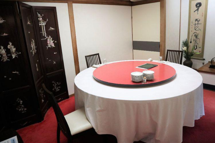 大岩 テーブル席3