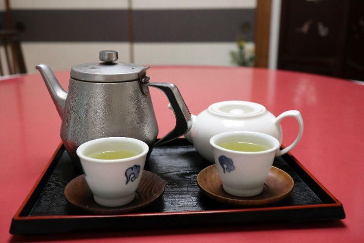 大岩 お茶