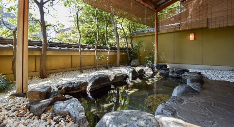 大和屋別荘 庭園露天風呂