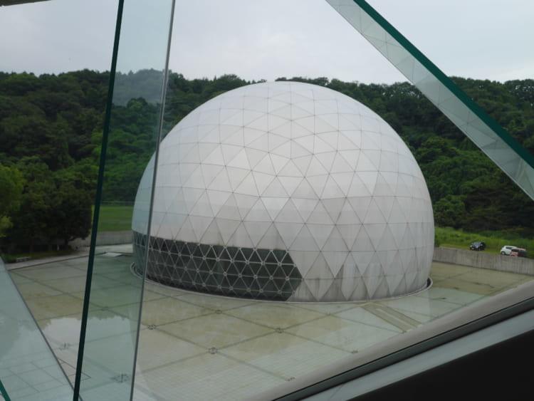 科博プラネタリウム外観