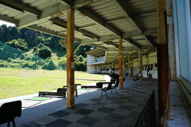 茶屋ゴルフ練習