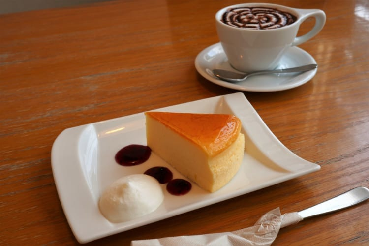 ボタニカチーズケーキ