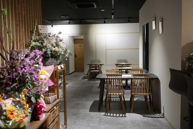 桜かふぇ 店内1