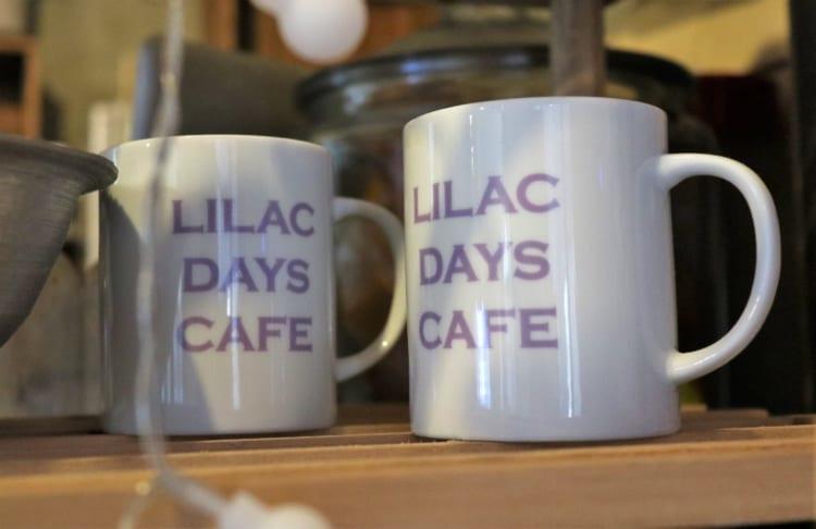 lilac マグカップ