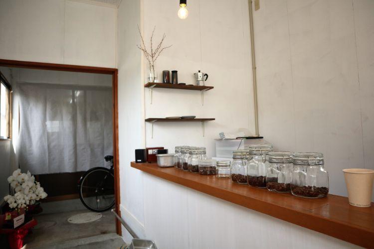イコイコーヒー 店内