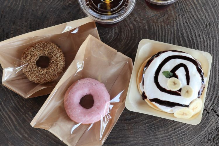 PULAU ドーナツとパンケーキ