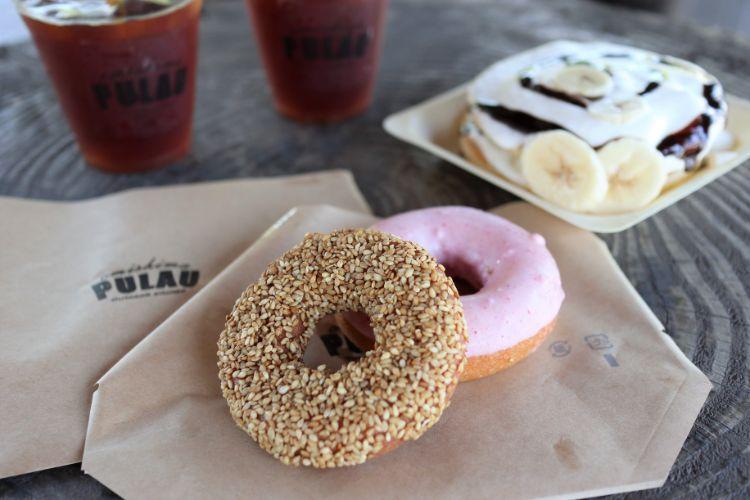 PULAU ドーナツ2種類