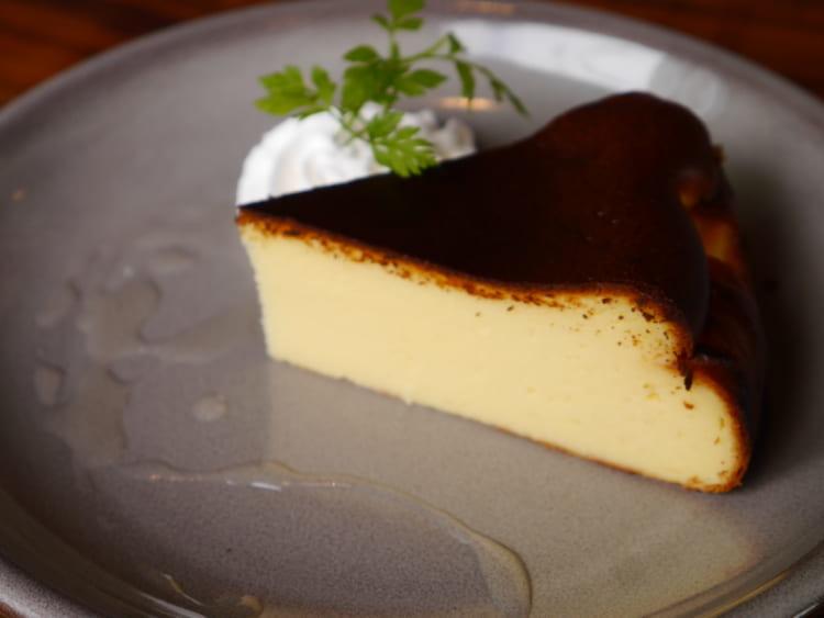 Pont Du Gard バスクチーズケーキ