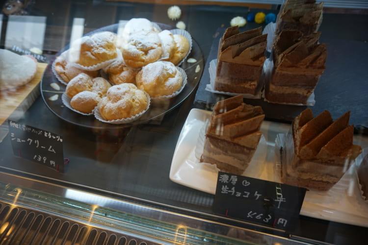和洋菓子 心 ケーキ6