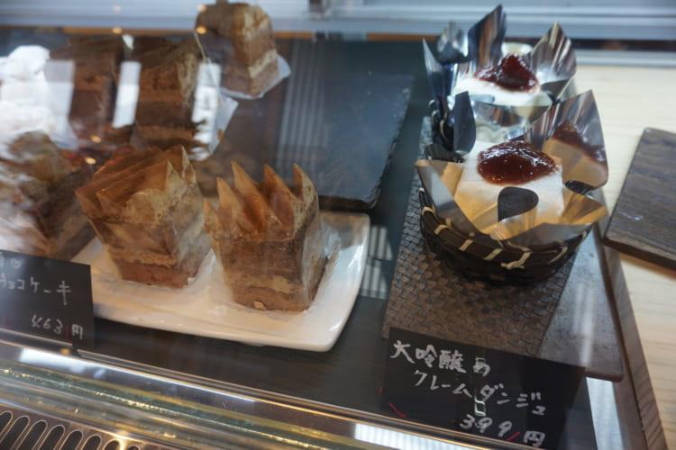 和洋菓子 心 ケーキ4