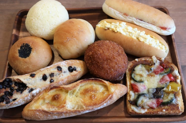 TREE BAKERS 購入したパン