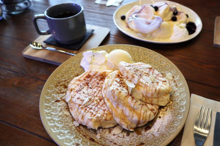 アメリ キャラメルナッツのパンケーキ1