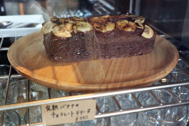 ガッキー ショーケースのケーキ4
