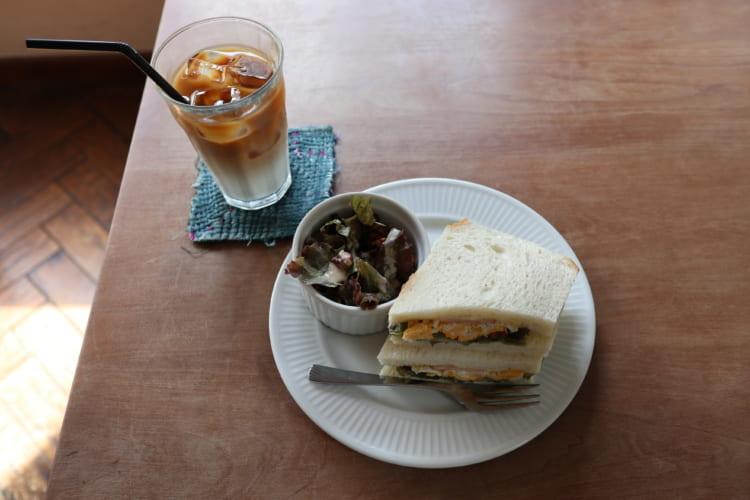 cafebc サンドイッチ2