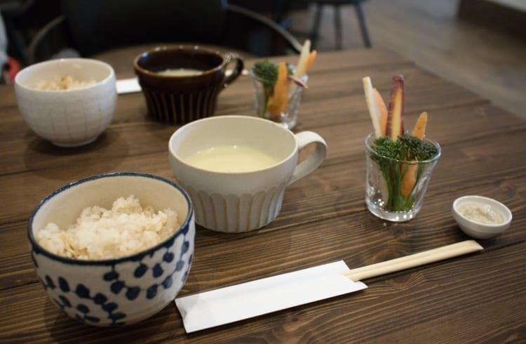 あすカフェ ランチ4