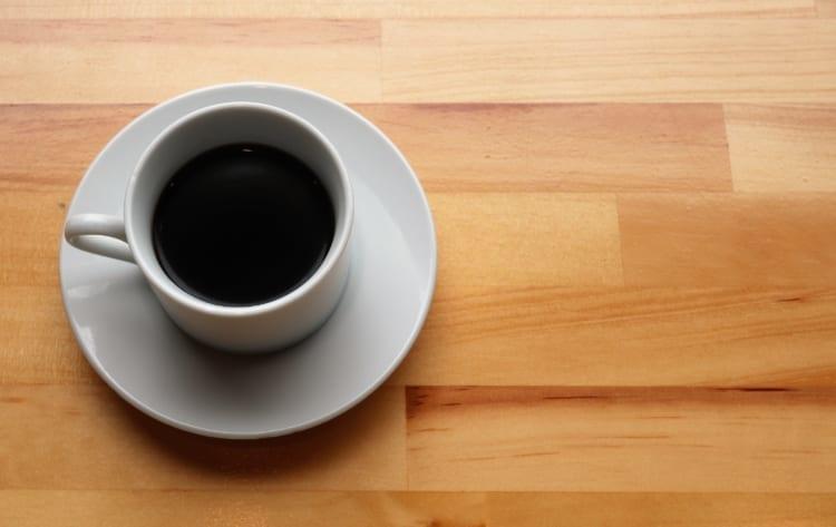 warau kado コーヒー