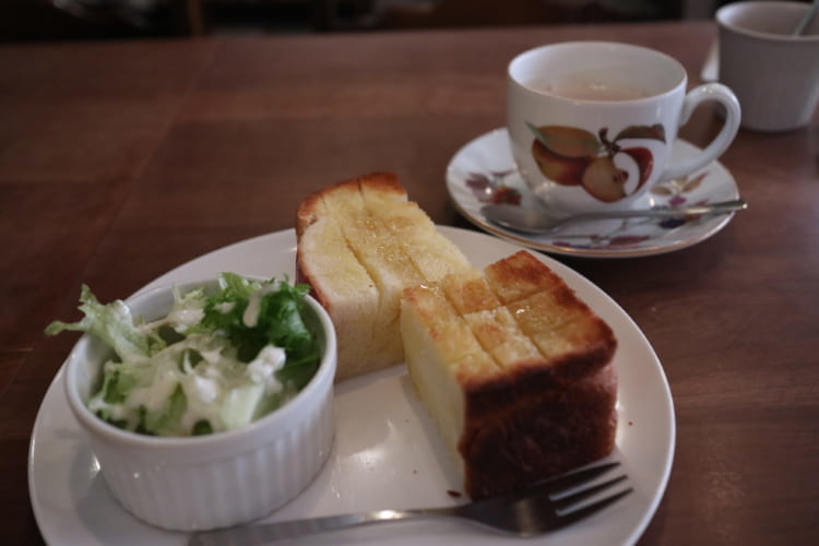 cafebc トースト