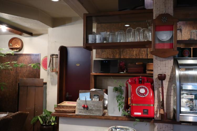 Cafe No.2 内装2