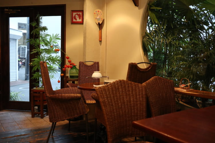 Cafe No.2 内装