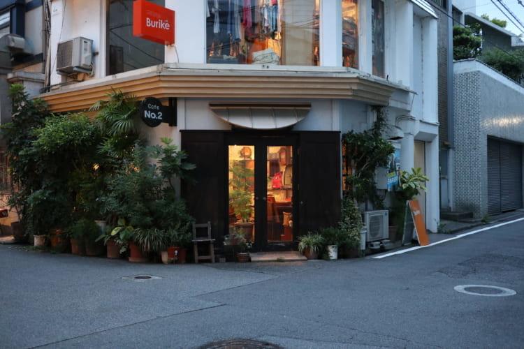 Cafe No.2 外観