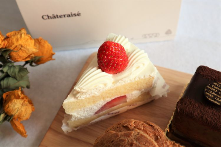 シャトレーゼ ショートケーキ