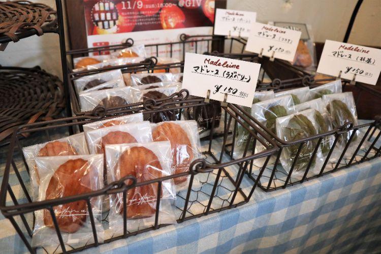 ギブ 焼き菓子コーナー3