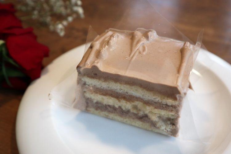 ギブ チョコレートケーキ2