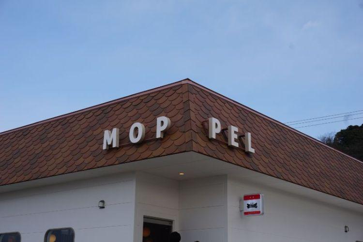 モッペル ロゴ