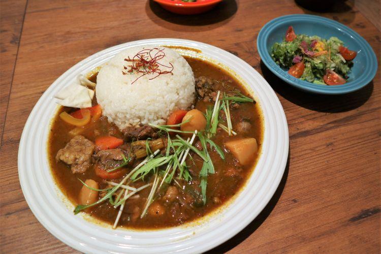 肉銀 カレー1