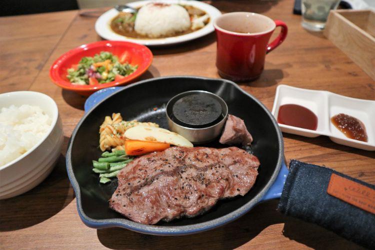 肉銀 肉銀ステーキ1