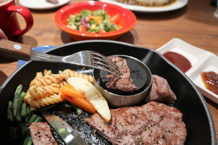 肉銀 肉銀ステーキ2