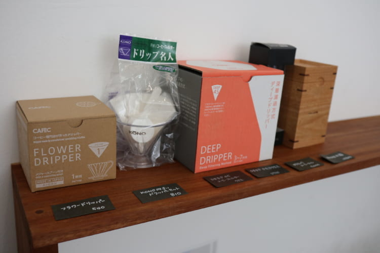 rodan コーヒー関連グッズ