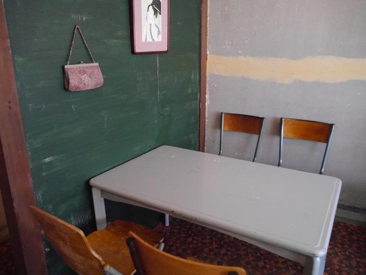 peach 2F座席2