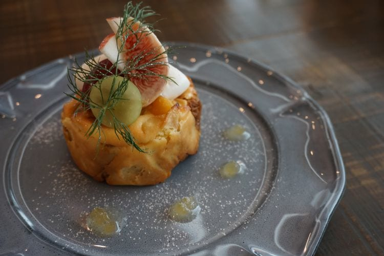 ユニフル りんごとさつまいものベイクドチーズケーキ