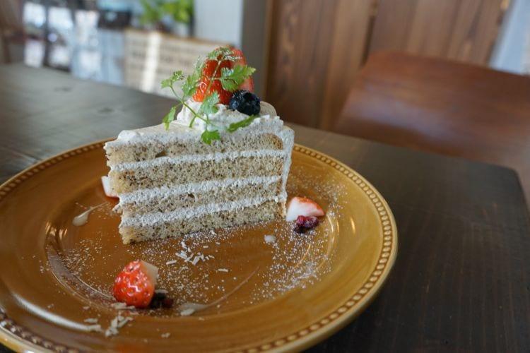 ユニフル ミルクティーショートケーキ