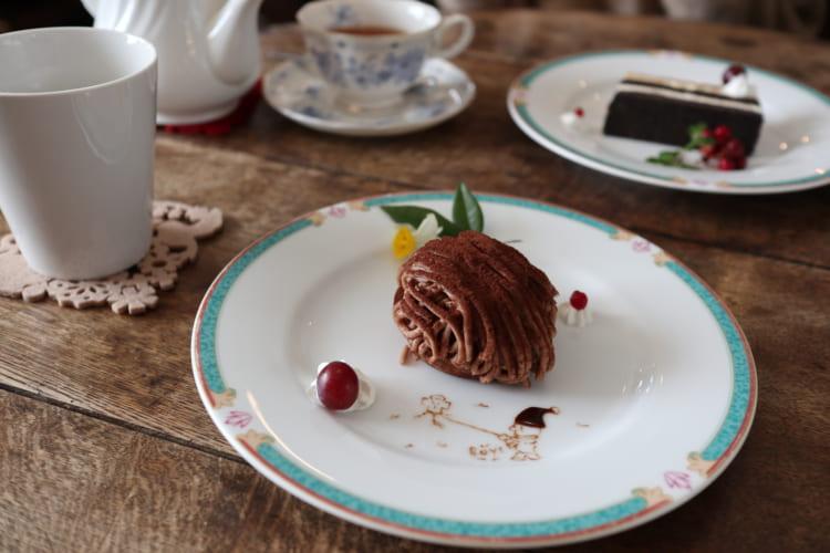 ロイズ チョコモンブラン1