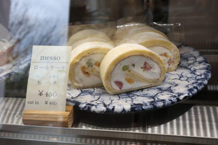 メッソ ロールケーキ